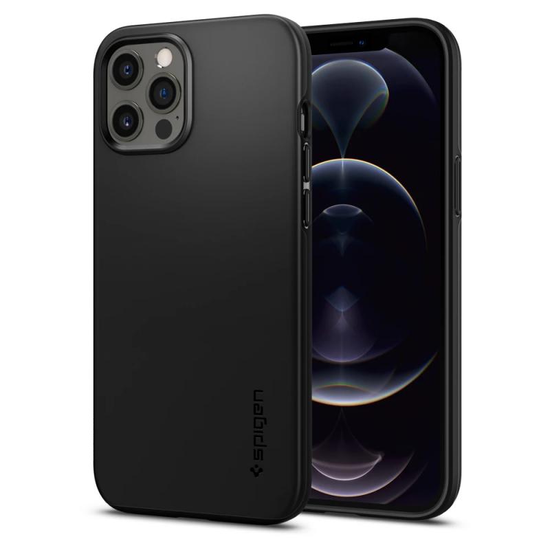 Spigen SGP iPhone 12 Mini/12/12 Pro/12 Pro Max Case Thin Fit