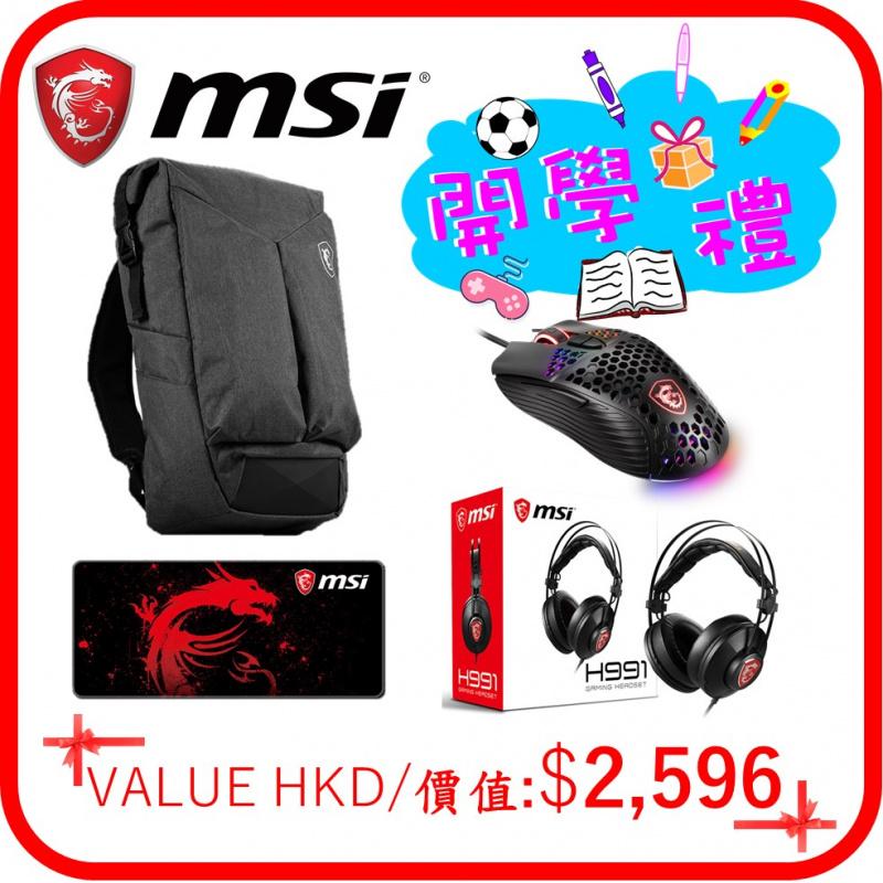 "MSI Stealth 15M A11SEK 15.6""極致纖薄電競筆電 (i7-1185G7 / RTX2060 / 144Hz)"