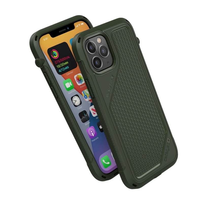 Catalyst Vibe Series for iPhone 12 Mini/12/12 Pro/12 Pro Max 防撞手機殼