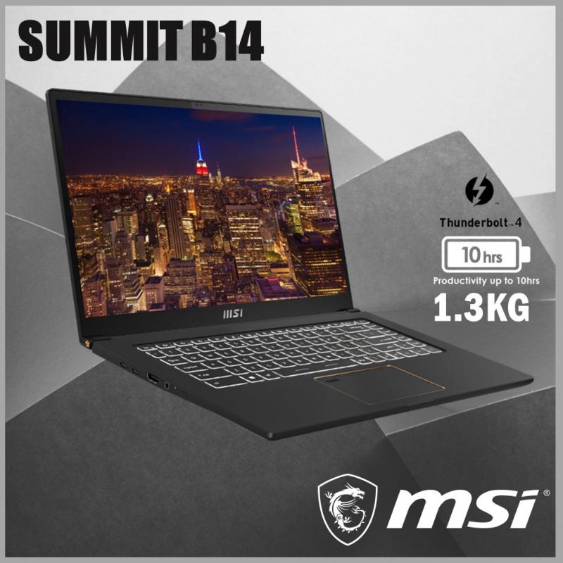 """MSI Summit B14 A11M 14"""" 巔峰商務筆記型電腦"""
