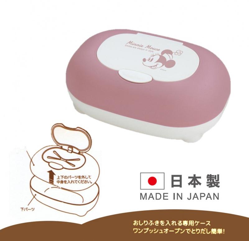 小熊維尼/米奇/米妮按壓紙巾收納盒(日本直送)
