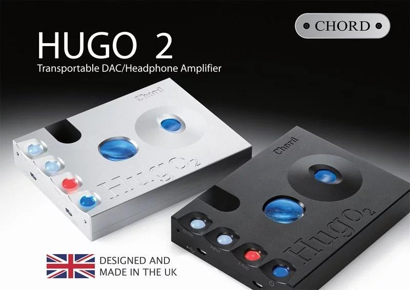 Chord Hugo 2 便攜式耳機放大器🎶🎶