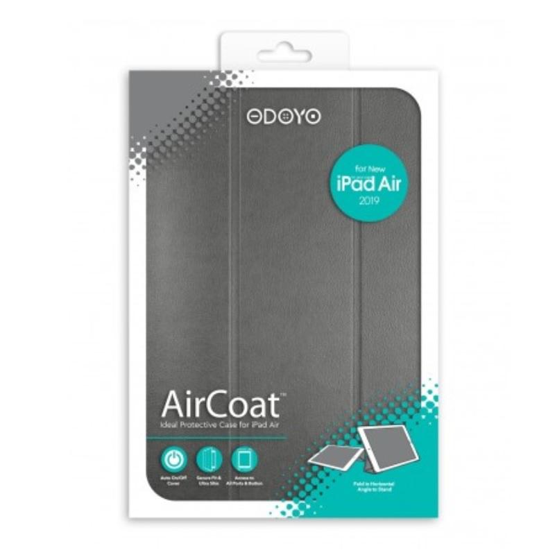 ODOYO Aircoat for iPad Air 2019 - GREY【行貨保養】