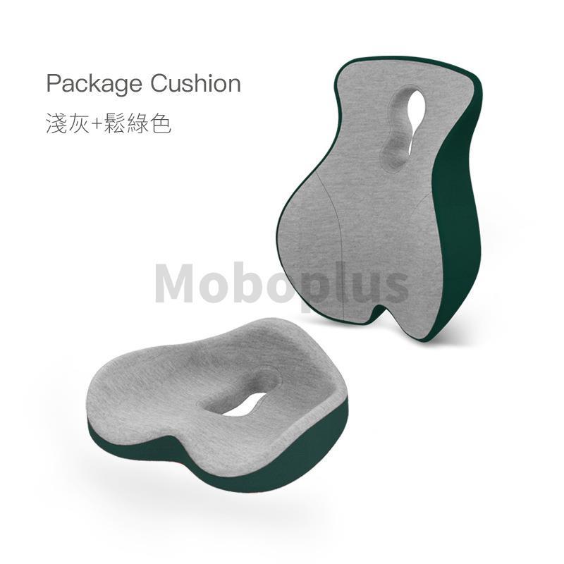 M-Plus LEDOU 腰背支撐靠坐墊套裝【多色】