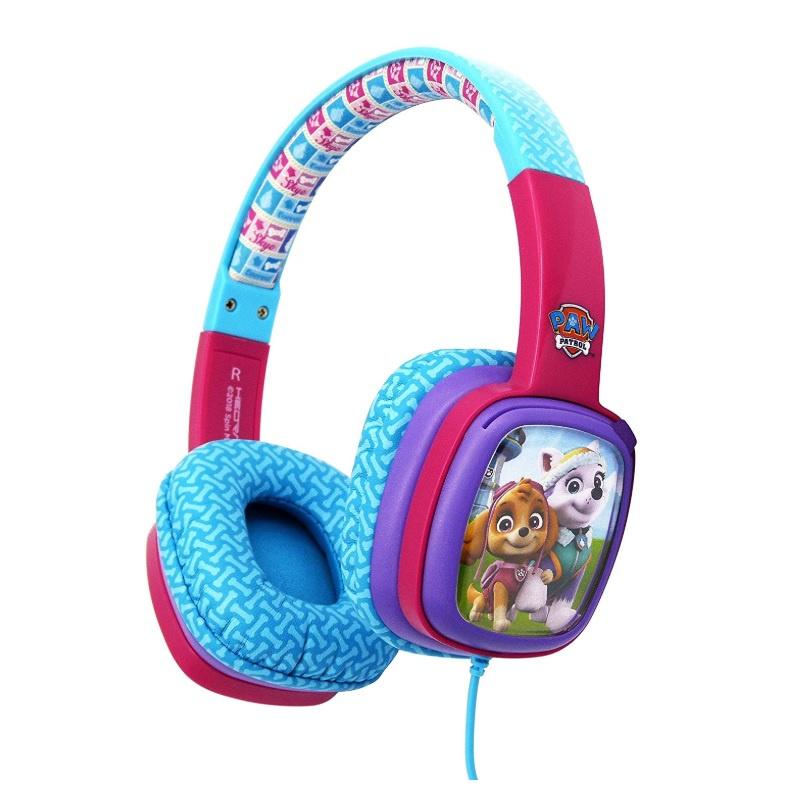 HedRave Paw Patrol Play Card Headphones Girls PPGHP-CD-1 【行貨保養】