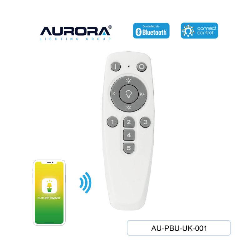 Aurora 智能無線藍牙遙控 [AC-SWT-B2-D06]