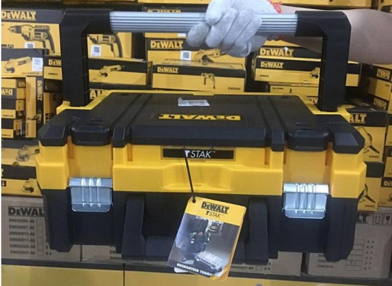 Dewalt美國得偉Tstak系列堆層疊工具箱,以色列製造