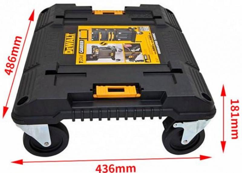 Dewalt美國得偉Tstak系列堆層疊工具箱,以色列製造 全新貨Dewalt正貨 得偉DEWALT可堆疊雙層抽屜手提塑料工具箱 有多種選擇,隨意搭配,穩固耐用!