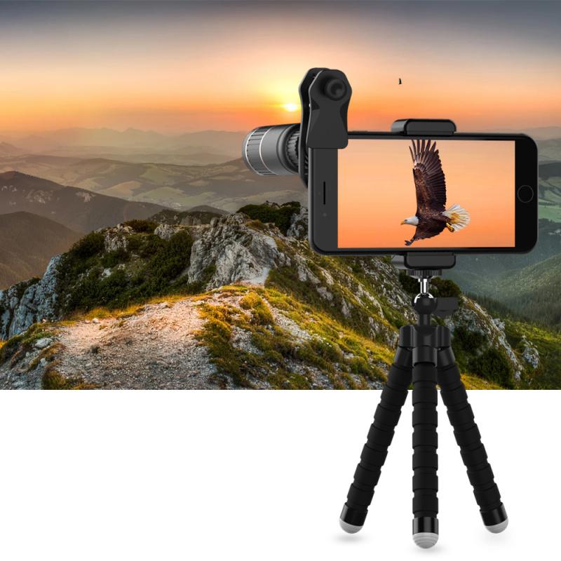 APEXEL APL-JS16XBZJ5 多功能 4合1手機鏡頭套裝