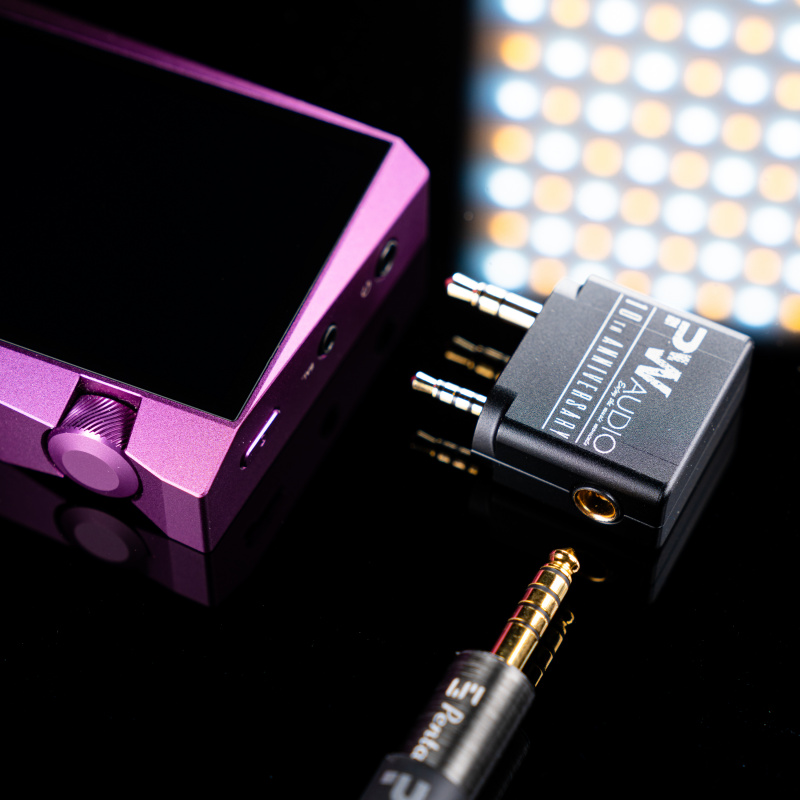 PW Audio AK 轉 4.4mm Adapter