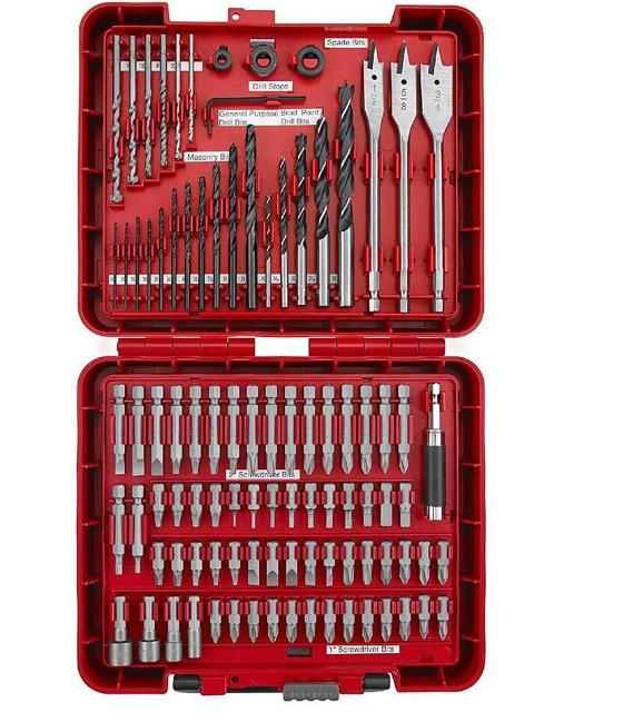 美國Craftsman 100件配件套件機械工具套裝拋光組合棘輪套裝