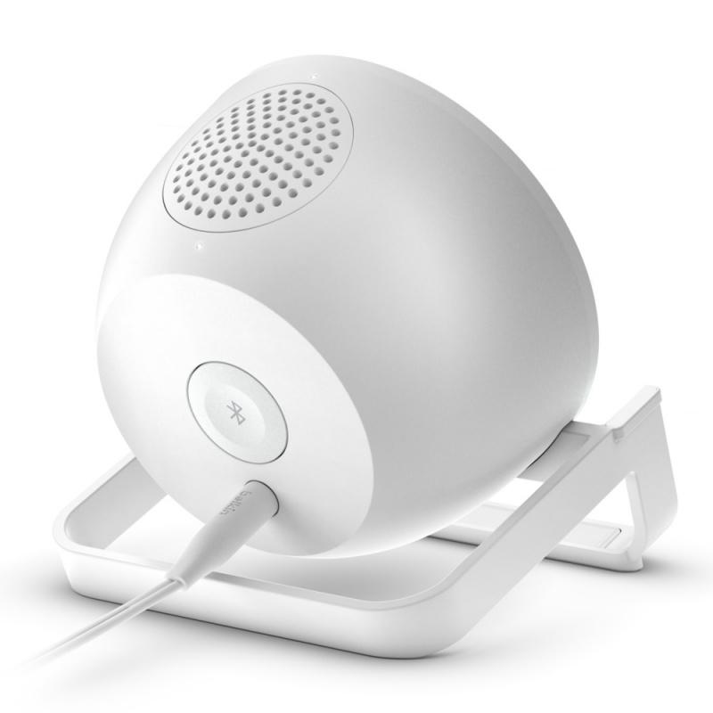 Belkin BOOST↑CHARGE™ 無線充電座 + 藍牙喇叭[AUF001my][2色]