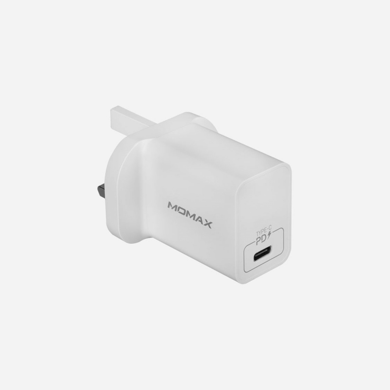 MOMAX One Plug USB Type-C PD 快速充電器 UM12