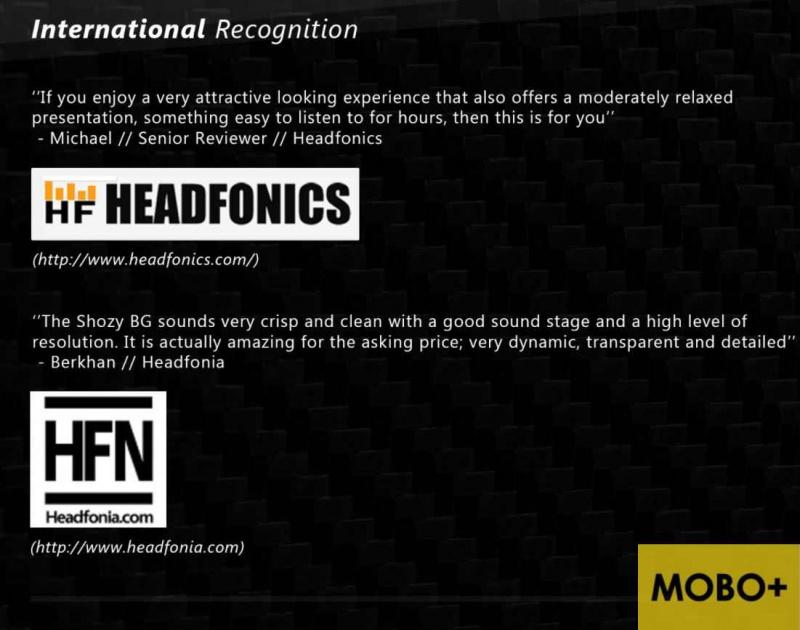 Shozy & NEO BG5 5BA HiFi in-Ear Earphone [2 PIN]