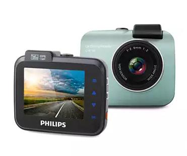 Philips CVR708 行車紀錄儀