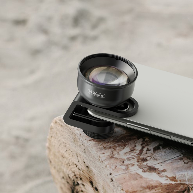 APEXEL APL-HD5T 多層手機遠攝鏡頭2倍變焦雙鏡頭