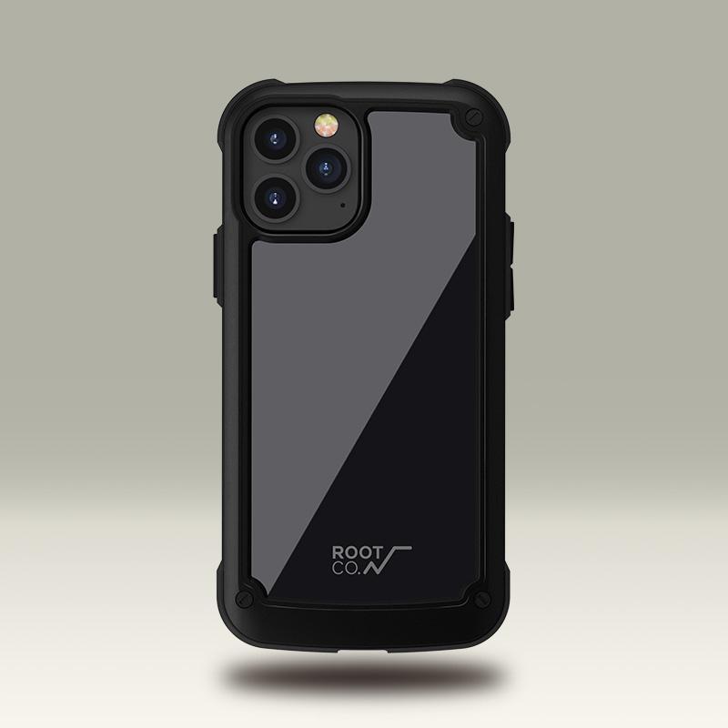 日本ROOT CO.Shock Resist Tough & Basic iPhone 12/Pro/Max/Mini Case