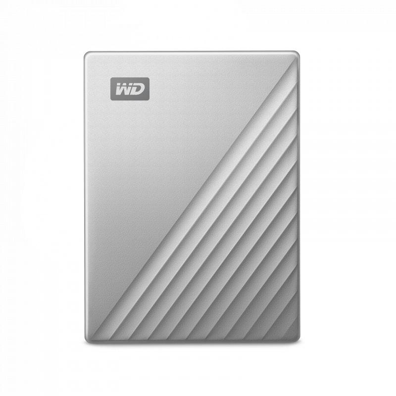 WD My Passport Ultra 金屬設計外接硬盤 (Type-C + USB) [4容量]