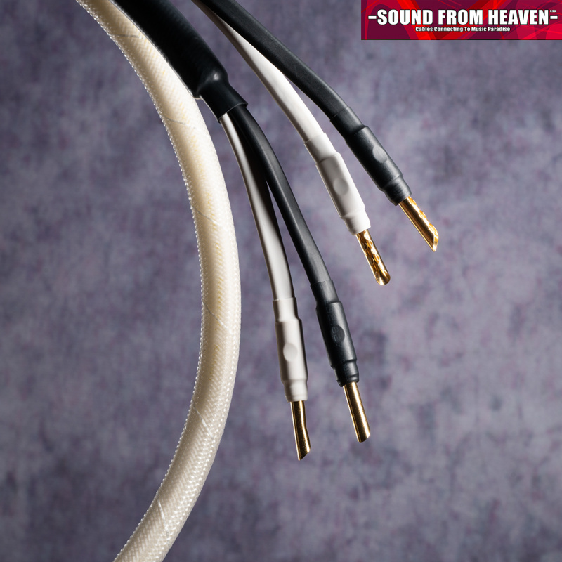 Sound From Heaven - President X 20 TH Speaker Cable 2.5M