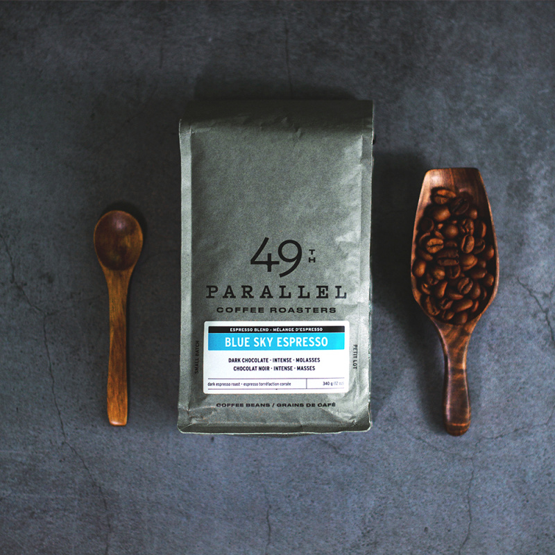 49th Parallel Blue Sky Espresso