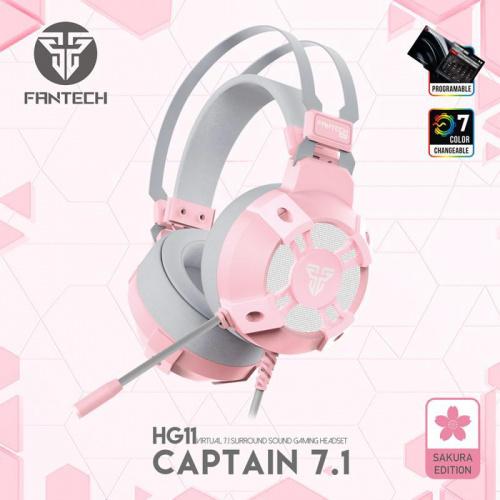 Fantech HG11 CAPTAIN 7.1遊戲耳機