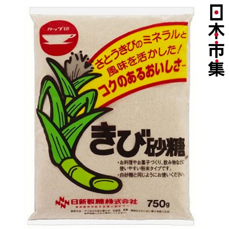 日版 日新製糖 きび甘蔗風味砂糖粉 750g【市集世界 - 日本市集】