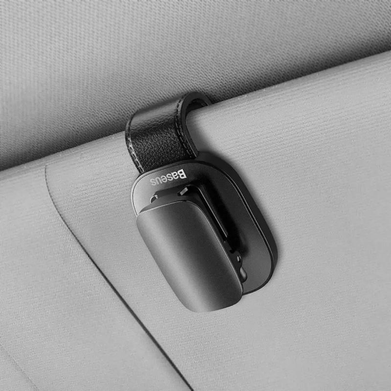 小米有品 - Baseus 鉑金車載眼鏡夾(夾持款/粘貼款)