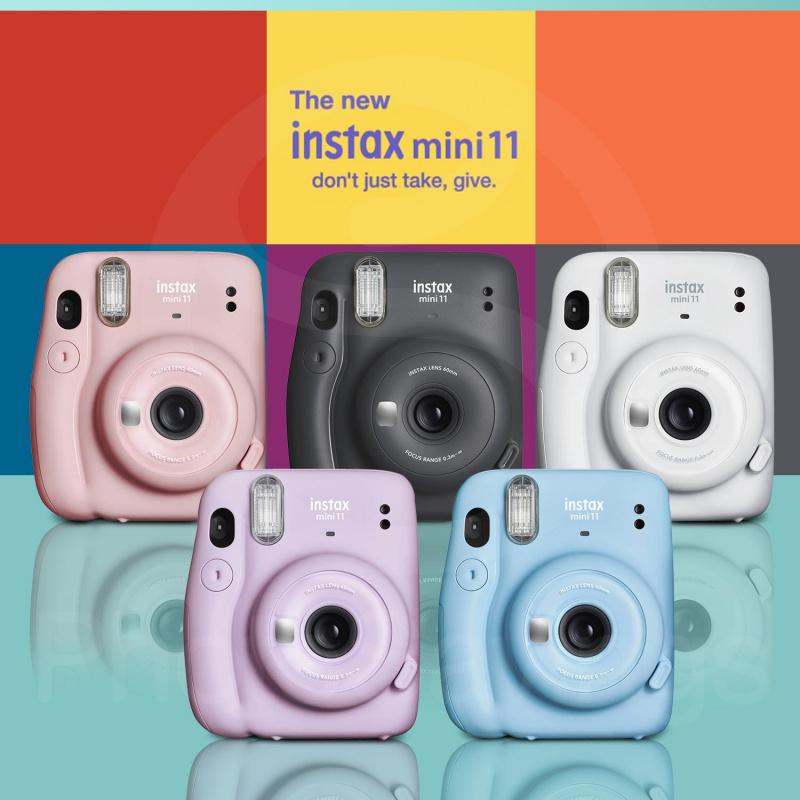 富士 FUJIFILM instax mini 11 即影即有相機