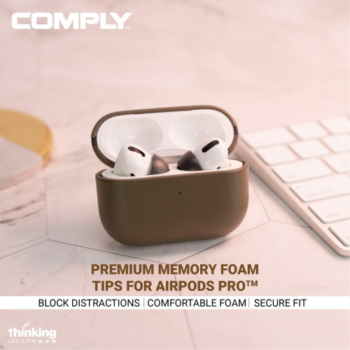Comply™ For Apple AirPods Pro™專用耳棉