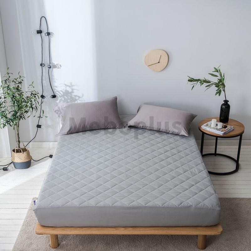 M-Plus 抗菌防蟎加厚夾棉床笠