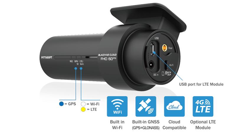 [免運費] BLACKVUE DR750X-2CH 行車紀錄儀 (32G)