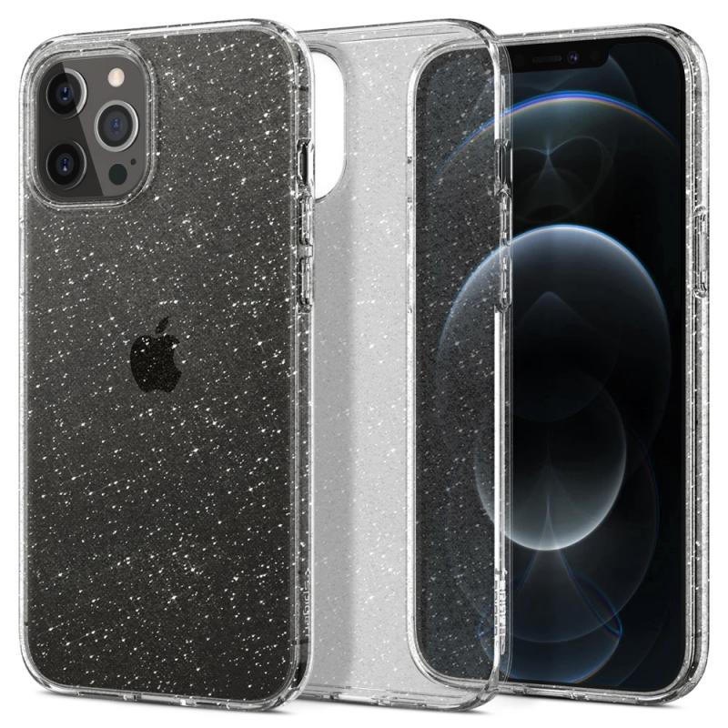 Spigen SGP iPhone 12 Mini/12/12 Pro/12 Pro Max Case Liquid Crystal Glitter