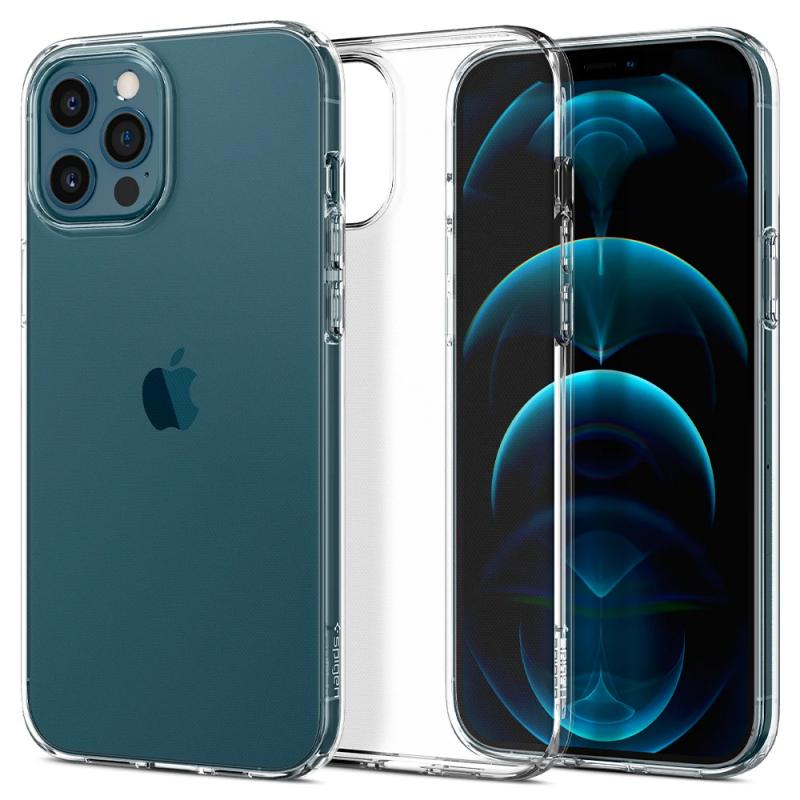 Spigen SGP iPhone 12 Mini/12/12 Pro Max Case Liquid Crystal