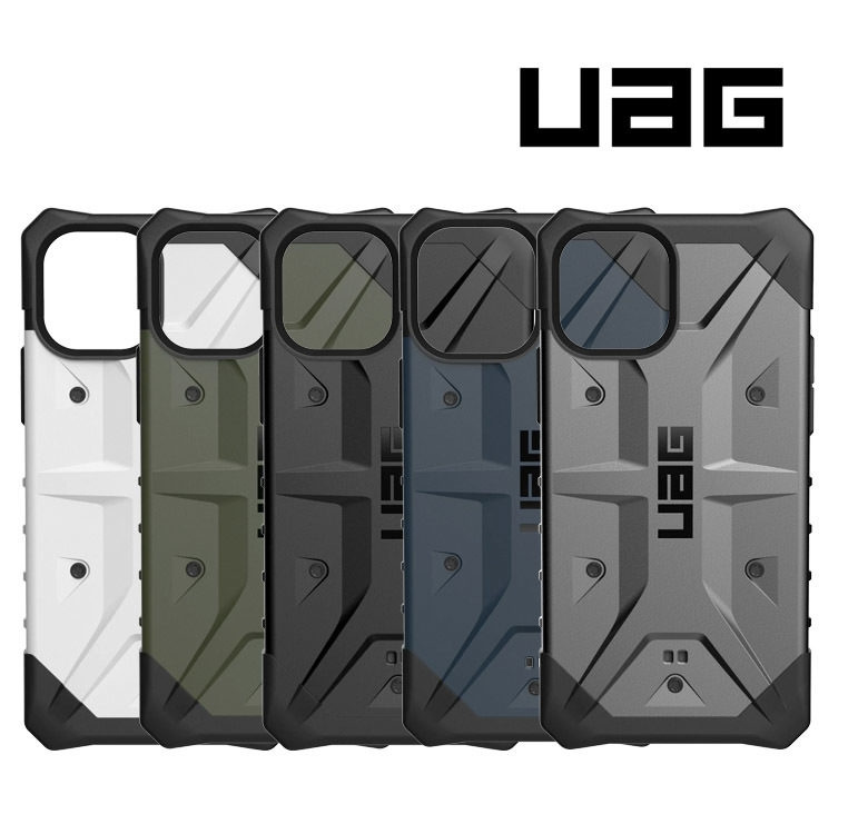 UAG iPhone 12/mini/Pro/Pro Max・ PATHFINDER 耐衝擊手機殼