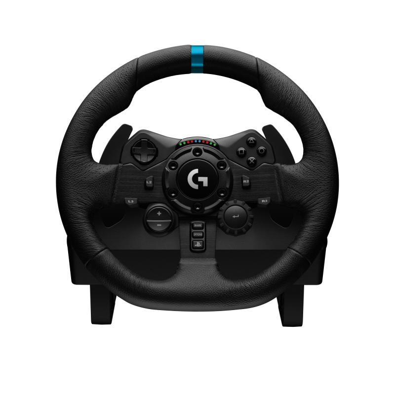 Logitech Trueforce 模擬賽車方向盤 G923 /Logitech Force Shifter 變速器