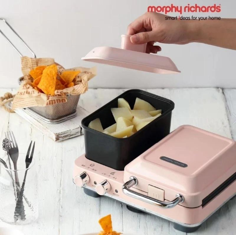 英國 MORPHY RICHARDS 多功能輕食機 MR9086 [4色] 3-5天發貨