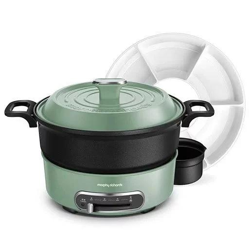 英國MORPHY RICHARDS 多功能輕煮鍋 MR9089 3-5天發貨