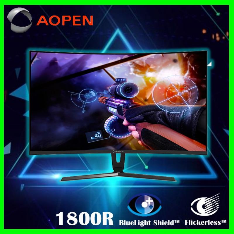 """Aopen 31.5"""" 曲面電競顯示器 (32HC1QUR P)"""