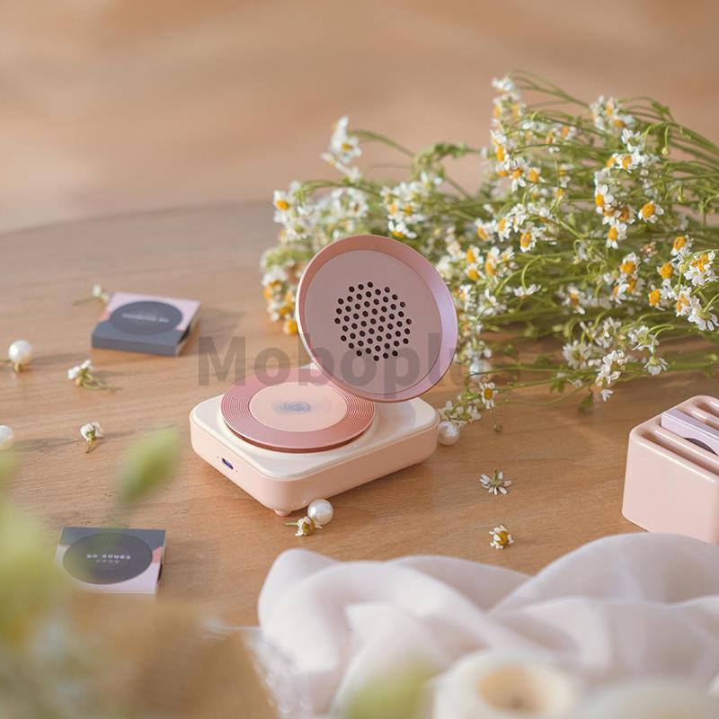 M-Plus Aroma 香薰唱機藍牙音箱