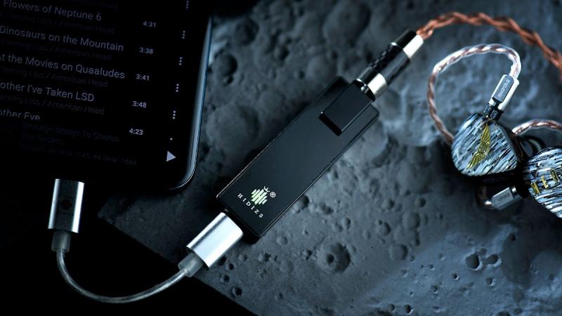 Hidizs S9 迷你解碼 2.5mm、3.5mm 通吃 手機的華麗動聽音色🎶🎶