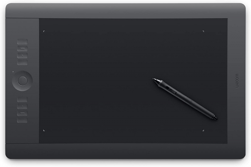 Wacom Intuos pro Pen & Touch Large