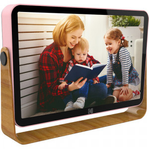 "Kodak 10-inch Touchscreen Digital Photo Frame / Wi-Fi Enabled 10"" 電子相架 RWF-108"