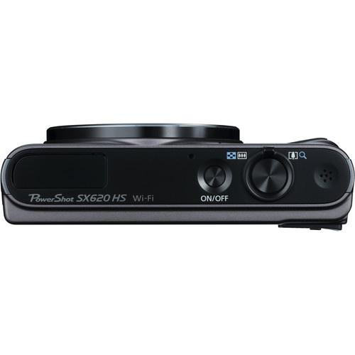 Canon PowerShot SX620 HS Digital Camera (黑色)