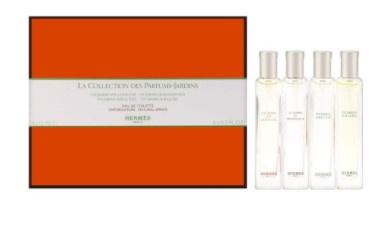 Hermes 愛馬仕 JARDINS 花園系列香水套裝 [15ml x 4]