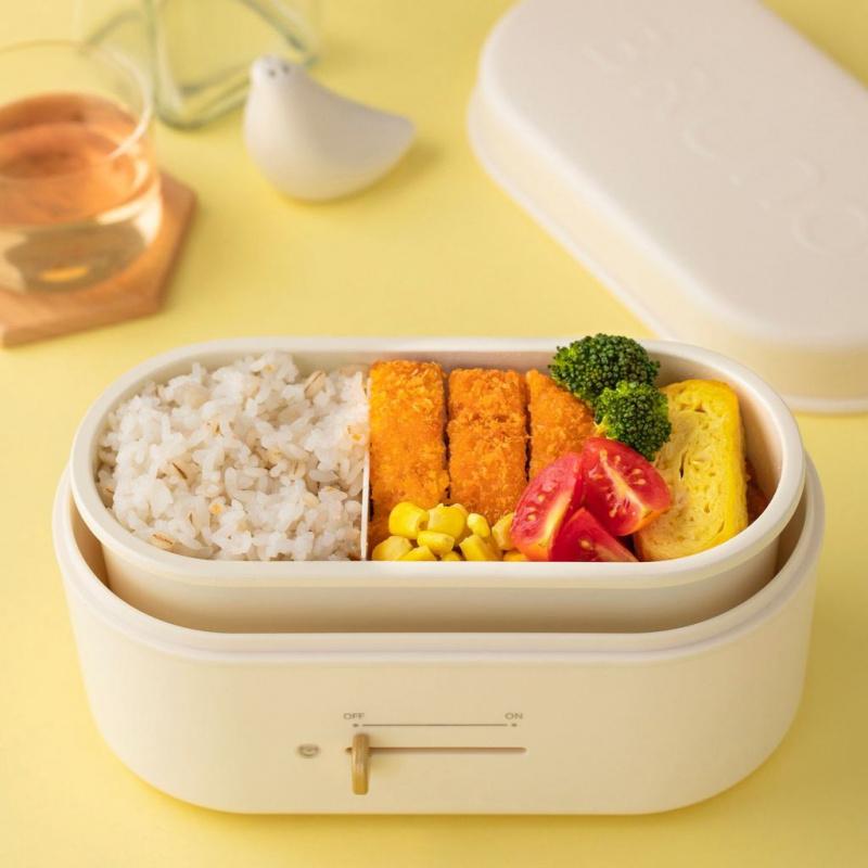 3色 香港行貨 人氣 Bruno LunchBox Warmer便攜電熱飯盒 (0.65公升) BZKC01