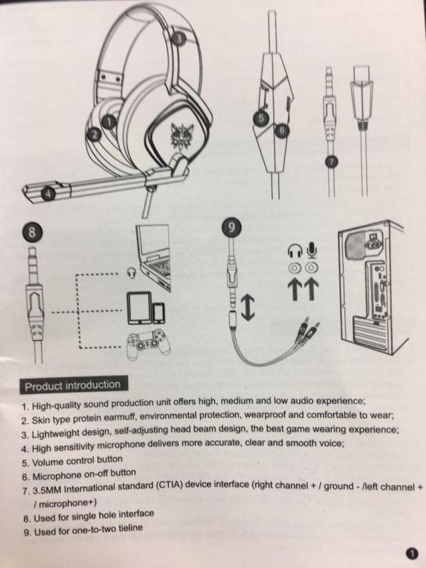 超抵玩/頭戴式電競遊戲耳機/RGB燈效/聽聲辨位/USB gaming headset/headphone with mic/3.5mm & USB