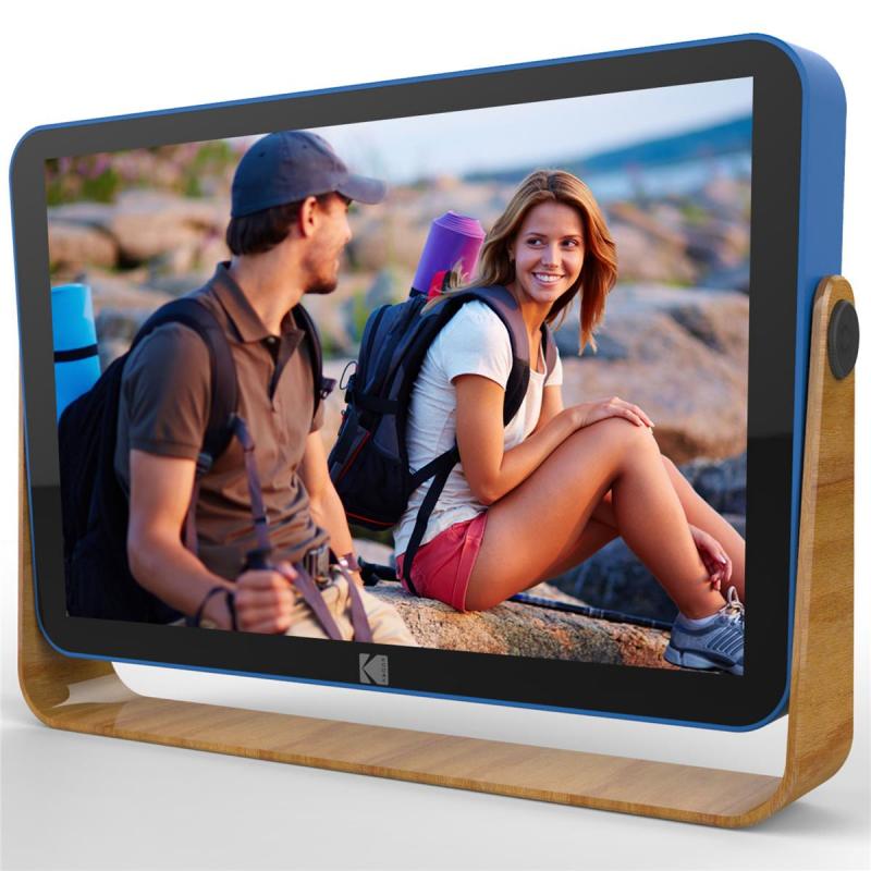 Kodak 10-inch Touchscreen Digital Photo Frame / Wi-Fi Enabled RWF-108