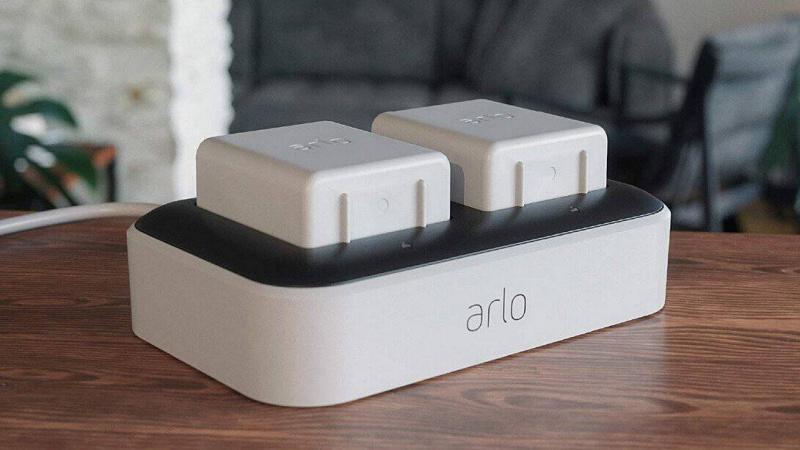 Netgear Arlo Ultra & Arlo Pro 3 Dual Charging Station 雙槽電池充電站 (VMA5400C)