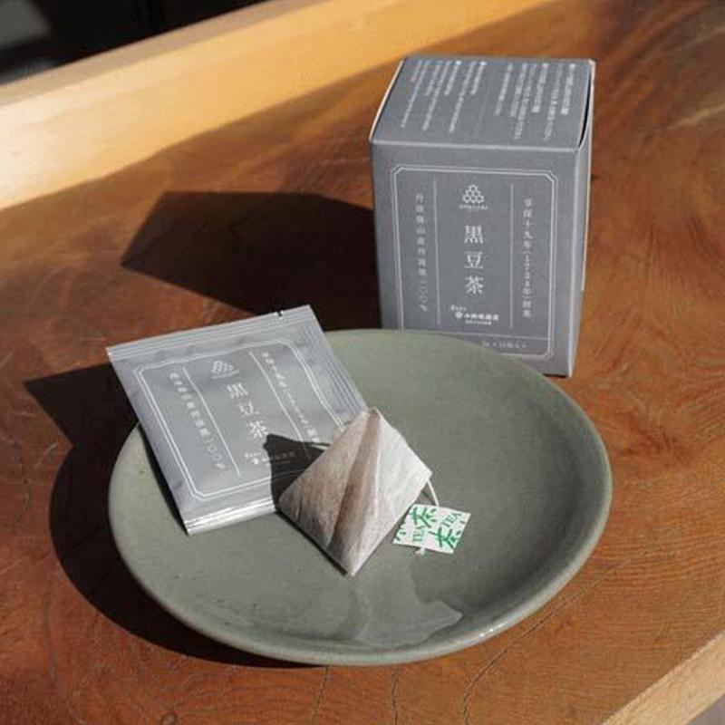 日本 小田垣商店 丹波篠山産 黒豆茶 36g(3gx 12袋)【市集世界 - 日本市集】