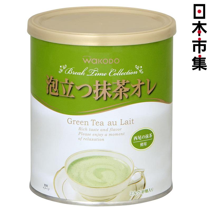 日本 和光堂 泡立抹茶 300g(30杯)【市集世界 - 日本市集】